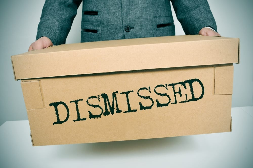 dismissal of an employee for a poor attitude fair or not